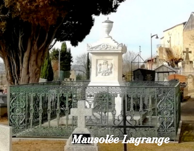 MAUSOLEE LAGRANGE